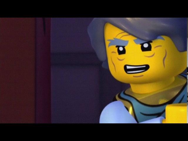 Lego Ниндзяго Мастера кружитцу 4 сезон 1 серия