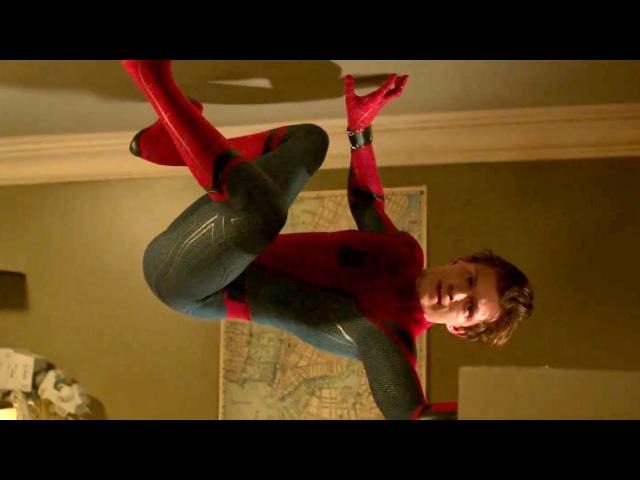 Человек-паук: Возвращение домой — Русский фрагмент (2017)