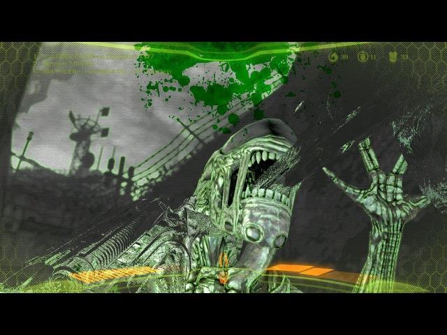 Species Team Deathmatch, Predator Gameplay - Multiplayer, Aliens vs Predator 2010