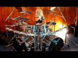 Jully Lee (Drummer Girl) COZY POWELL TRIBUTE LOVE AIN