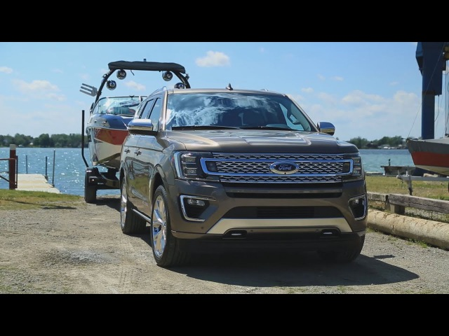 2018 Ford Expedition PRO TRAILER Exterior, Driving, Interior