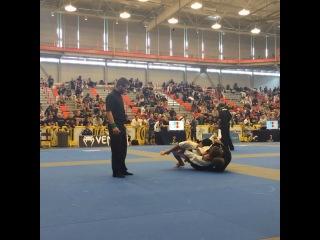 Michael Musumeci Jr x Bret Russell Seattle International Open Jiu-Jitsu 2016
