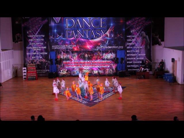 Ансамбль танца Черный лотос хореографическая композиция Бабулины хлопоты