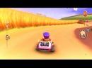 Обзор игры Garfield Kart,подарок Подписчику 1