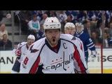 НХЛ 16-17 Play-off      3-ая шайба Овечкина 19.04.17