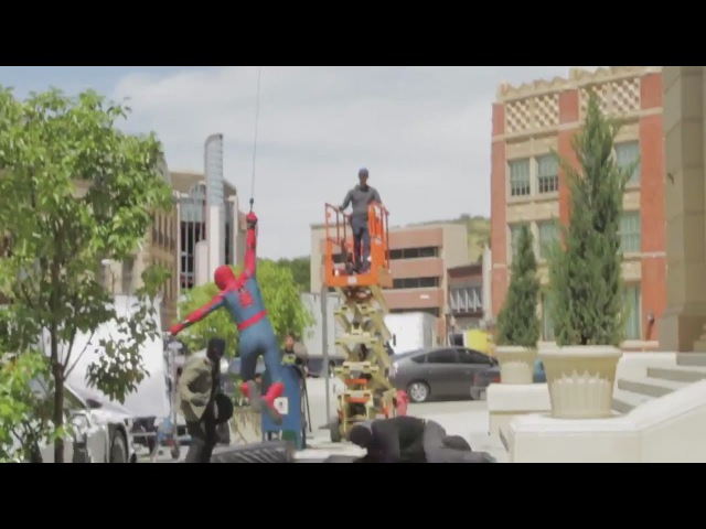 Spider-Man: Homecoming | Audi Commercial Behind The Scenes