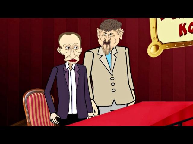 Як апазіцыя будзе крытыкаваць апазіцыю / Жэстачайшы ілюзіён | Белорусская оппозиция