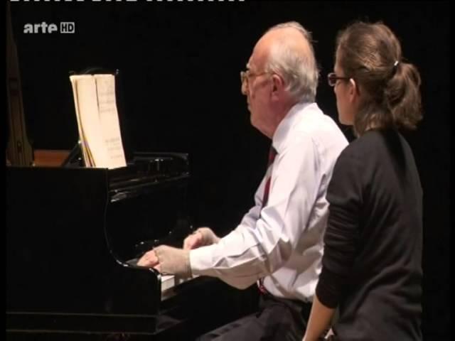 Pollini / Stockhausen Klavierstuck X