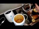 Замена картриджа фильтра Espring Спустя 5000 литров воды