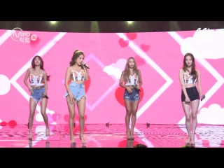 [FANCAM] 170601 SISTAR -  Special Stage @ M!Countdown
