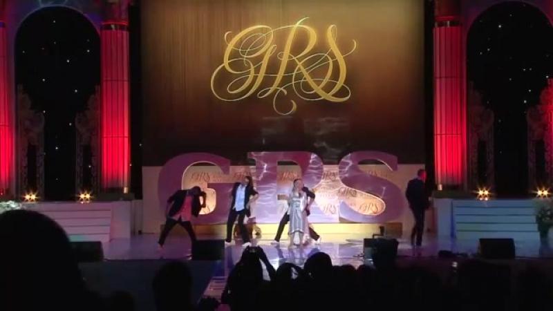 Концерт Президента Группы Компаний GRS Ларисы Герт и дочери Анастасии Крокус Сити Холл