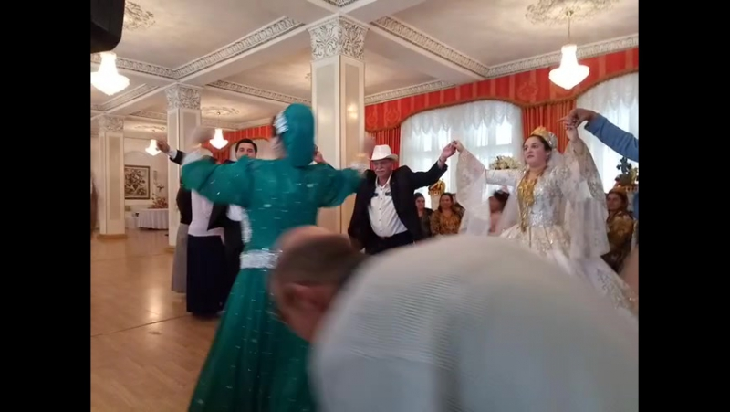 Свадьба Миши и Ригины