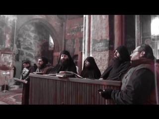 Грузинские монахи
