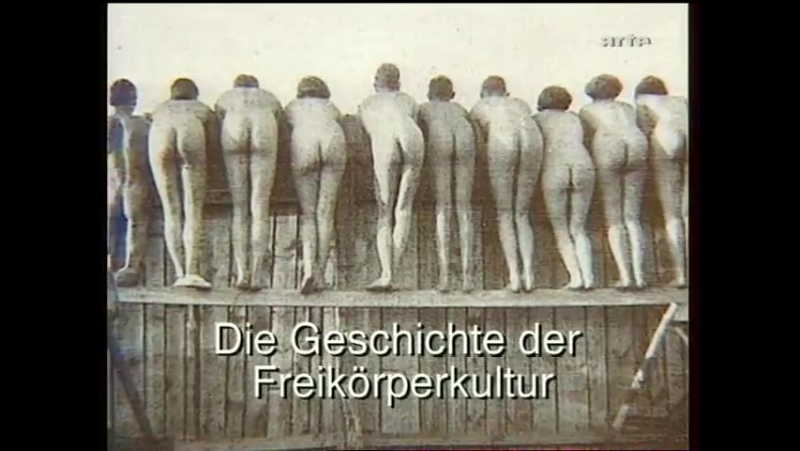 Nu et libre Nudisme et naturisme (cette vidéo est intérdite aux moins de 16ans)