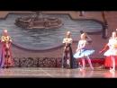 Театр РАМТ, на балете Спящая красавица поклон артистов