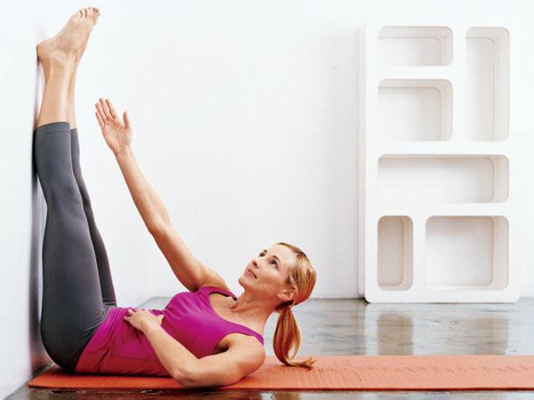 Выполняйте эти упражнения в течении двух недель и вы заметите, как исч