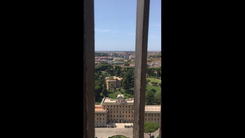 Ватикан,Купола. Собор Святого Петра