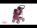 Twin - Dolls Pram - Puppenwagen - Unboxing - Bayer Design