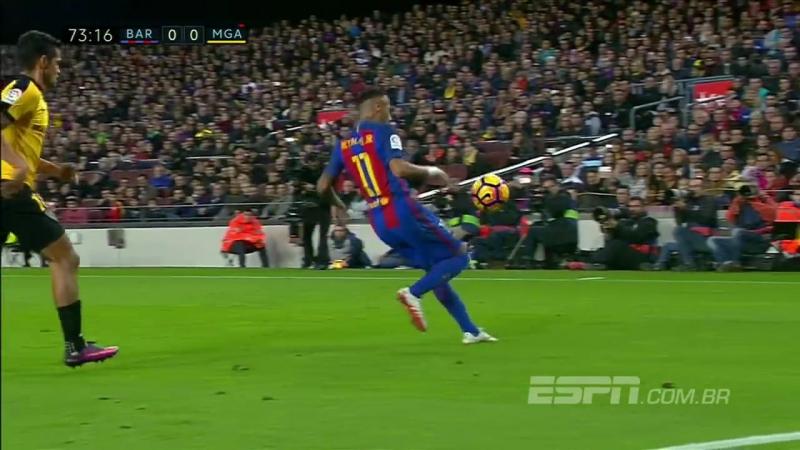Neymar - Chapéu