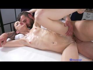 Lullu gun (nympho brunette orgasms on big dick)[2017, handjob, wet, oil, side fuck, blowjob, pussy fingering, spoon, hd 1080p]