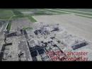 Донецкий аэропорт после 3 лет украинской войны