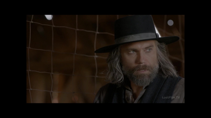 Завет сыну от Каллена Бохэннэна (Ад на колёсах Hell On Wheels s5e09)
