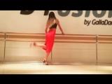 Женские техники танго с Сагдианой Хамзиной в D-FUSION