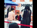 29.04.17 Mountia Fansign in Sunchon 4