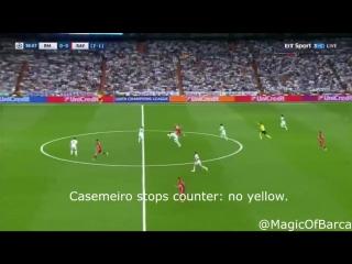 Ошибки судей на матче Реал - Бавария👀