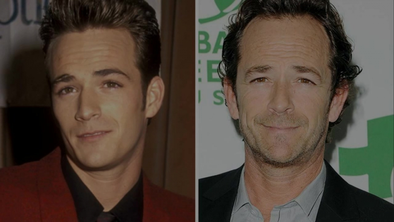 Beverly Hills 90210 Тогда и Сейчас.