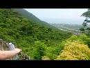 Хайнянь. Парк Тропический рай. Подвесной мост