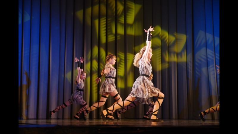 Амазонки - Лауреаты международного конкурса