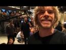 "Эрик Кристиан Олсен на шоу ""The Talk"" - 2."