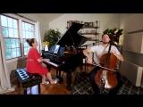Кавер песни Linkin Park - Numb на виолончели и пианино