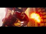 первый трейлер «Лего Фильм: Ниндзяго» (The Lego Ninjago Movie)