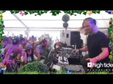 James Zabiela @ High Tide Garden Party, Southampton (8.07.2017)