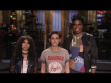 Leslie Jones Is a Big Fan of SNL Host Kristen Stewart  Alessia Cara