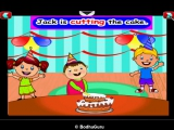 Animated story - Jacks birthday party - Learn Action Words -English