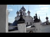 Ростов Великий. Вид со Звонницы Успенского Собора