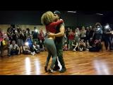 Jordan - Joy William &amp Garciana Dunk @ Amsterdam Kizomba Festival 2016