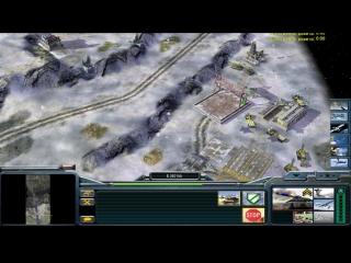 Сражение баллистического генерала АйронСайд против генерала Линг артиллерия