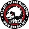 """""""Mad-art"""" Студия татуировки. Кишинев.Молдова"""