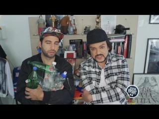 I-one-ur-gang-tt & фил – bottle flip challenge   ночь в магазине