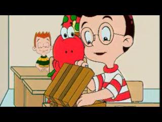 Английский язык для детей: Gogo Loves English. DISC2B-14-Have you got a ruler