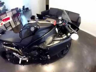 DIY: 2009-14 Yamaha YZF- R1 GYTR Style Frame slider Installation