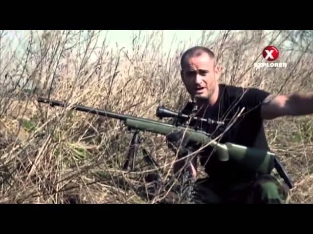 Спецназ - ближний бой CQB - 5 | Снайперы и разведчики