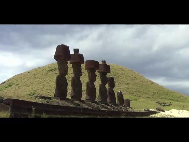 Великаны исчезнувшей цивилизации. Большие тайны маленького острова