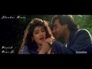 Saaton Janam Main Tere (Sonic Jhankar) - HD - Dilwale - Kumar Sanu & Alka Yagnik (By Danish)