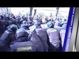 Задержания на митинге против коррупции в Москве 26.03.2017