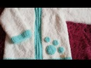 Мастерская вязаная жизнь детский свитер реглан спицами на молнии